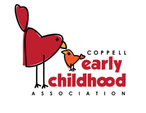 Coppell Early Childhood Association (CECA) Logo